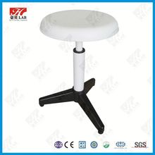 Laboratory adjustable height stools