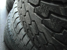 Used Tire for Wholesale From Korea