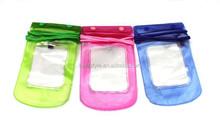 Good quality clear plastic pvc waterproof dry bag