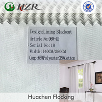 Cheap Price Blackout Fabric Used in Window Curtains