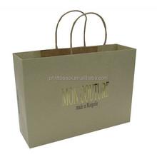 High Quality print company logo bag