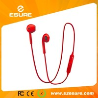 Factory directly offer cheap sport wireless Bluetooth Headset 3.0 4.1 gift promition headset