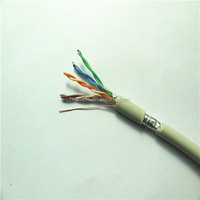 Networking Cable 26awg FTP Cat5e Cable 4 Pair/ Electric Wire Cable Prices FTP Cat5e