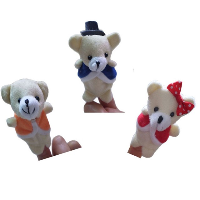 Baby Toys  Puppets Teddy Bear