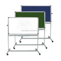 LB-01 double sided magnetic whiteboard with good quality