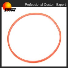 ISO 9001 certificated free of burrs custom size OEM oil resistant axle seals