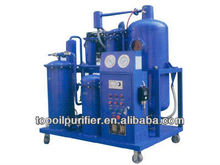 China oil purifier to filter used lubricating oil, hydraulic oil, gear oil , engine oil
