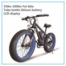2015 best selling fat tire hydrid electric bike bicycle