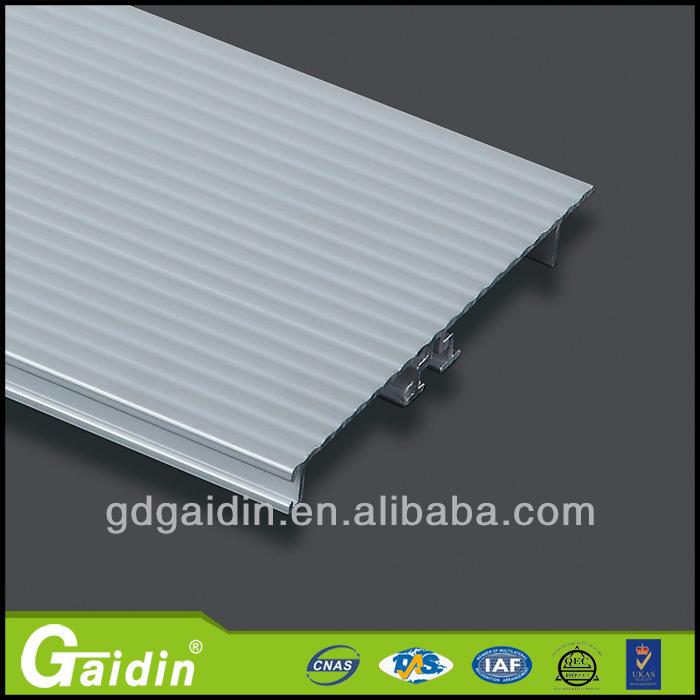 De aluminio de alta calidad z calos decorativos gabinetes - Zocalos decorativos ...