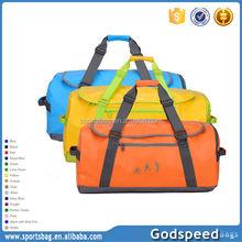 colorful golf bag golf bag stand 500D tarpaulin sports bag