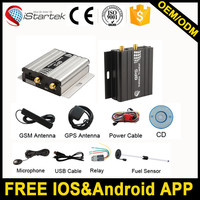 Most cost effective car gps tracker china with 7 years factory