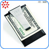 New custom folding wallet making hardware money clip