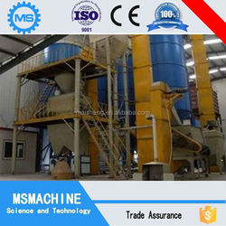 50,000 tons capacity cost plaster of paris production machinery on promotion