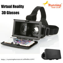 2015 New Oculus 3D Type Virtual Reality ColorCross 3D glasses for smart phone