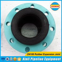 JGD KXT pipe fittings flange rubber pipe joint