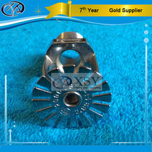 XSY OEM Nickel Plated Brass Different Types of Fire Sprinkler Heads