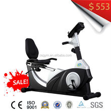 KY-8606 High Quality Fitness Equipment Exercise Bike commercial recumbent bike