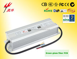 JEHA 80W LED strip waterproof power supply 24V with EMC,LVD,RoHS Certification