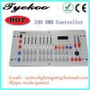 pioneer dj equipment 240 DMX console programmable led light controller