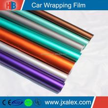 High Quality Premium Color Self Adhesive Car Wrap 140micron/140gsm/Matte