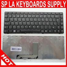 laptop keyboard For Lenovo Z370 Z470 Spanish keyboard teclados para laptop