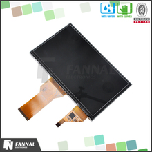 customized 7 inch usb capacitive touch screen panel