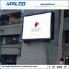 High resolution p10 led video wall display for Shopping mall