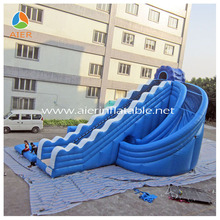 Inflatable Water Slide for sale , Giant water slide Inflatable for adults