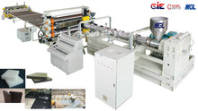 PP/PE/ABS THICK BoARD plastic sheet production machine