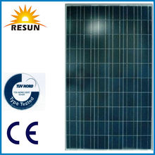 Resun high quality 200W poly solar panel price from china