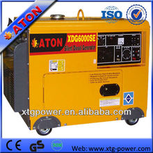 ATON 5KW Air-cooled 10HP Single-Cylinder Silent Diesel Generator
