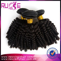 Hot!!!FREE SHIPPING!!!5A Hair Extensions afro nubian twist Kinky Curl 26inch Peruvian hair