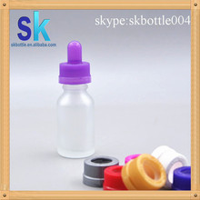 20ml glass bottle with dropper dropper for 20ml glass bottle 30ml glass e cig liquid bottle