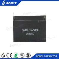 cbb61 16uf 250v ac sh polypropylene motor capacitor