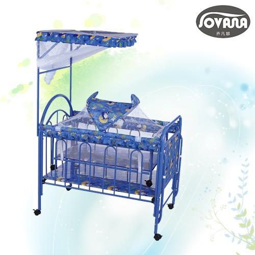 popular cunas de bebé/cama de dormie para bebé plegable de alta calidad
