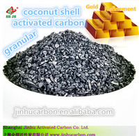 Granular Activated Charcoal of Coconut Shell for Gold refining