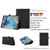 For iPad Mini 4 Flip PU Leather Smart Stand Case Cover for iPad Mini4 Accessories, Black