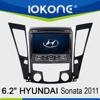 In Dash Car Multimedia GPS Navigation System for Hyundai Sonata/I40/I45/I50 2011