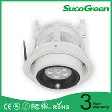 adjustable LED led lux down light led 30W /40W