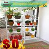 Organized Living White 6 Drawer Shelf Unit,modular home,cheap kitchen cabinet