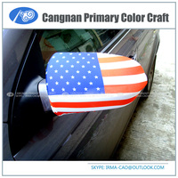 New type national design cover fans product Custom printed car cover