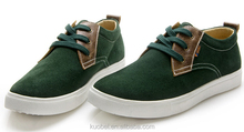 New Style wholesale casual shoe sneakers fashion name brand canvas sneakers shoes for men