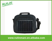 Portable Solar Charger Laptop Solar Bag