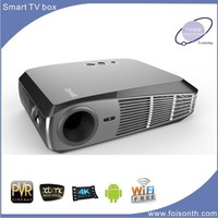 2015 newest projector of 1500 Lumens 1080P video encoding for H.264 and VP8 used Business & Education,Home