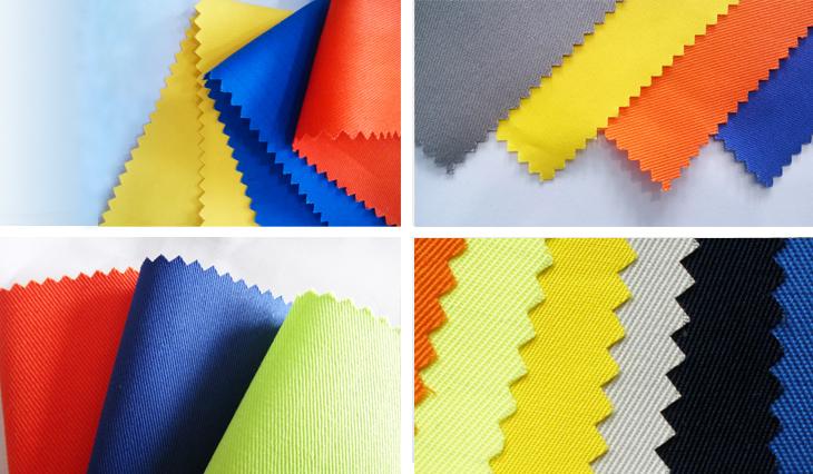 flame resistant aramid fabric