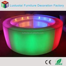 Dongguan Luotuotai portátil barra de bar led iluminado