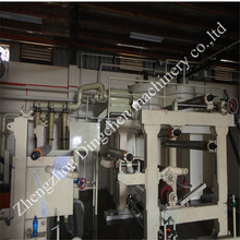 High Quality Corrugated Box Paper Making Line Machine Price, Paper Line Machine Recycling