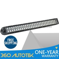 12V 180W 4x4 Led Car Light, Curved Led Light bar Off road,curved led light bar