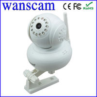 Wanscam ip camera 32GB SD card support 24 hours recording support p2p wifi internet view ip cam motion detection alarm email sys