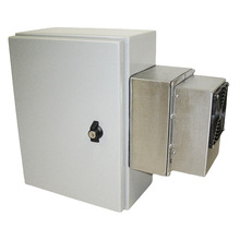 """Protector Series - 1G1612 Prepackaged Wall-mount Air Conditioned Enclosure - 16"""" x 12"""""""